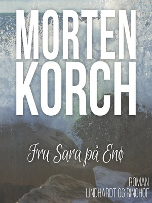 cover image of Fru Sara på Enø