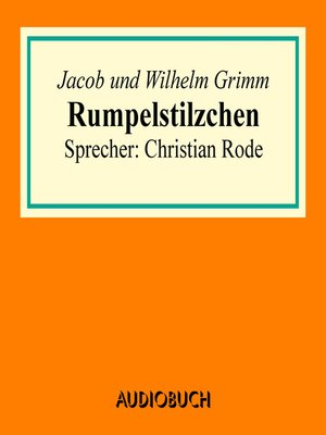 cover image of Rumpelstilzchen