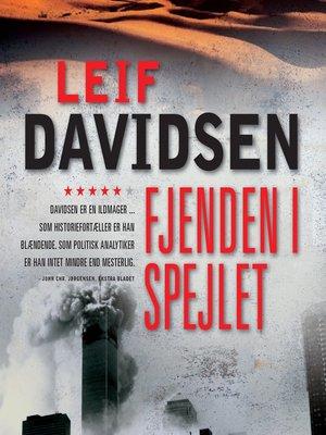 cover image of Fjenden i spejlet