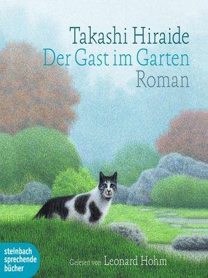 cover image of Der Gast im Garten