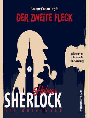 cover image of Der zweite Fleck