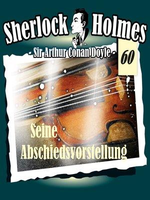 cover image of Sherlock Holmes, Die Originale, Fall 60