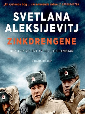 cover image of Zinkdrengene