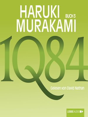 cover image of 1Q84--Buch 3