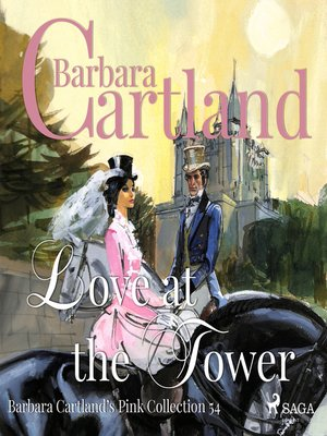 cover image of Love at the Tower--The Pink Collection 54