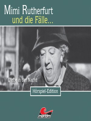 cover image of Mimi Rutherfurt, Folge 18