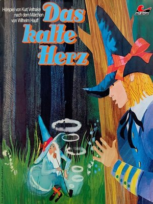 cover image of Wilhelm Hauff, Das kalte Herz
