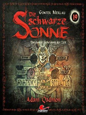 cover image of Die schwarze Sonne, Folge 19