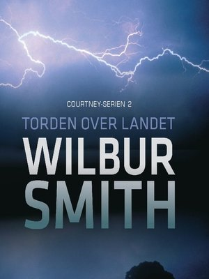 cover image of Torden over landet--Courtney-serien 2