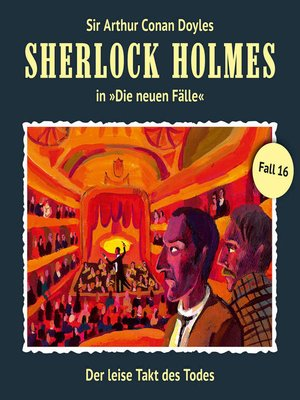 cover image of Sherlock Holmes, Die neuen Fälle, Fall 16