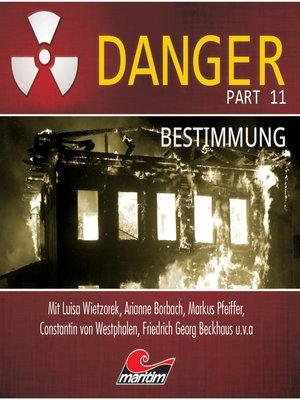 cover image of Danger, Part 11