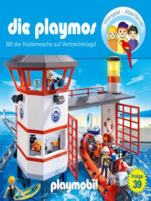 cover image of Die Playmos--Das Original Playmobil Hörspiel, Folge 39