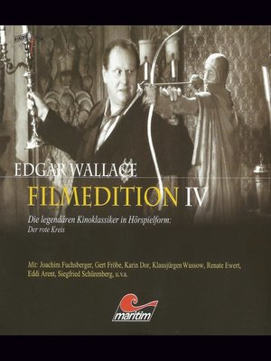cover image of Edgar Wallace--Filmedition, Folge 10
