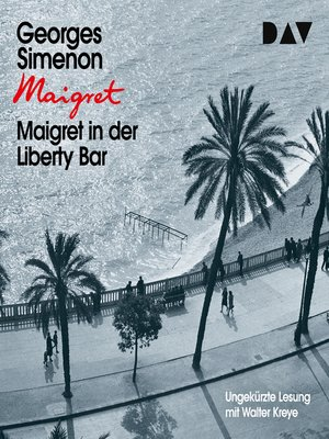 cover image of Maigret in der Liberty Bar