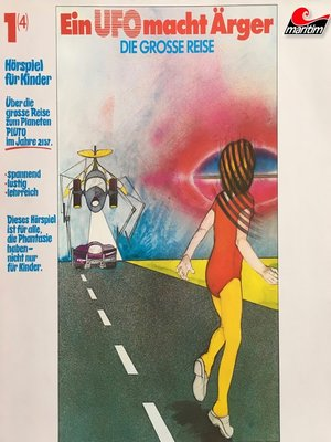 cover image of Die große Reise, Folge 1