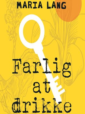 cover image of Farlig at drikke