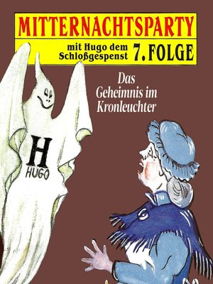 cover image of Mitternachtsparty, Folge 7