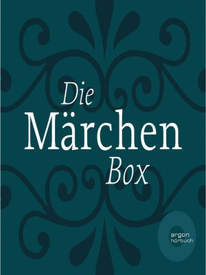 cover image of Die Märchen Box
