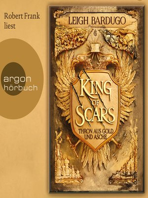 cover image of King of Scars