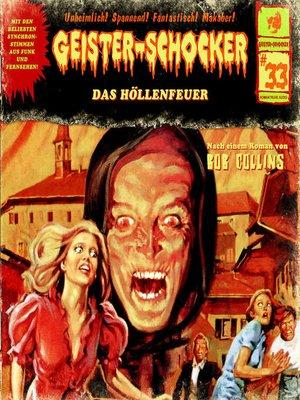 cover image of Geister-Schocker, Folge 33