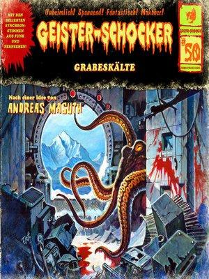 cover image of Geister-Schocker, Folge 50