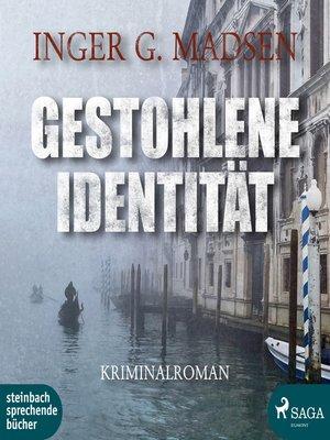 cover image of Gestohlene Identität--Rolando Benito 5