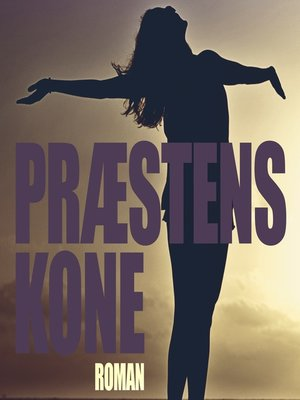 cover image of Præstens kone