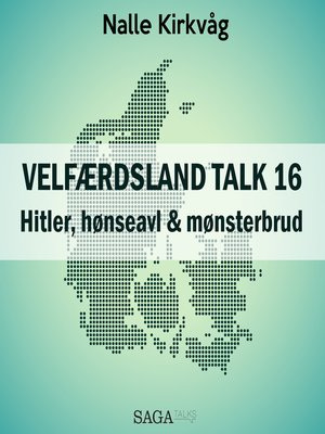 cover image of Velfærdsland TALK, 16