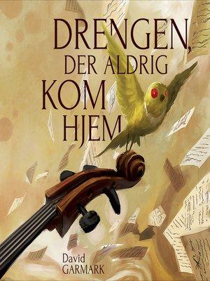 cover image of Drengen, der aldrig kom hjem