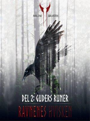 cover image of Guders runer--Ravnenes hvisken, Del 2