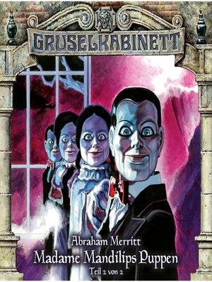cover image of Gruselkabinett, Folge 97