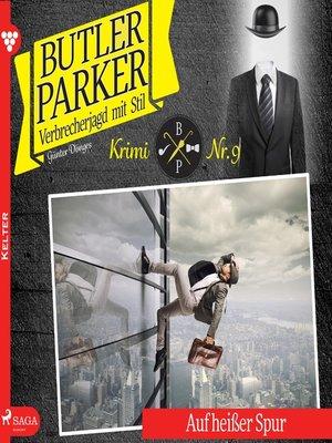 cover image of Butler Parker, 9