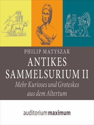 cover image of Antikes Sammelsurium II