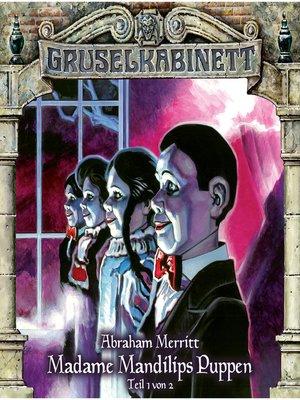 cover image of Gruselkabinett, Folge 96