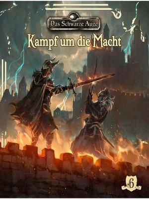cover image of Das schwarze Auge, Folge 6