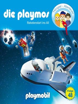 cover image of Die Playmos--Das Original Playmobil Hörspiel, Folge 48