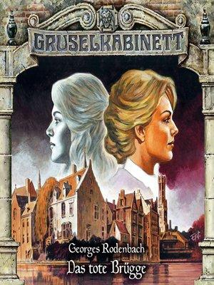 cover image of Gruselkabinett, Folge 168