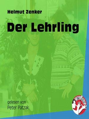 cover image of Der Lehrling