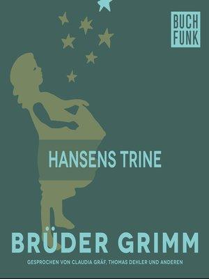 cover image of Hansens Trine