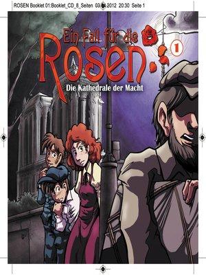 cover image of Ein Fall für die Rosen, Folge 1