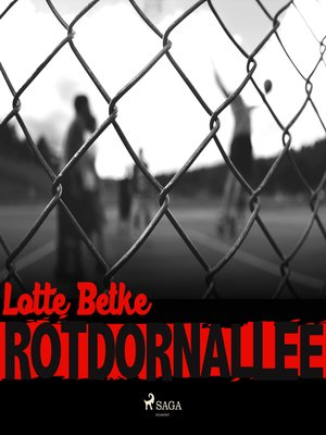 cover image of Rotdornallee