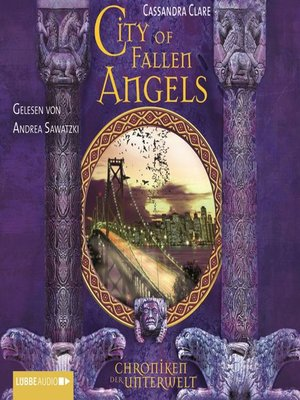 cover image of City of Fallen Angels--Chroniken der Unterwelt