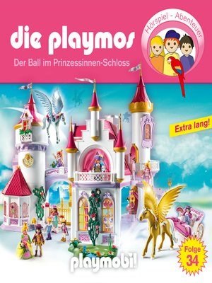cover image of Die Playmos--Das Original Playmobil Hörspiel, Folge 34