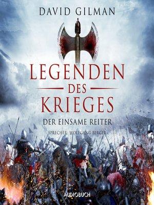 cover image of Der einsame Reiter