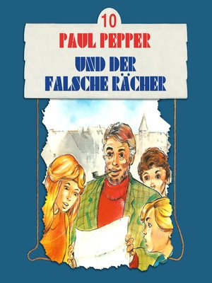 cover image of Paul Pepper, Folge 10