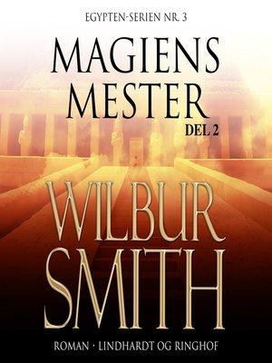 cover image of Magiens mester 2--Egypten-serien 3