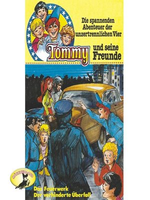 cover image of Tommy und seine Freunde, Folge 4