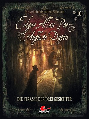 cover image of Edgar Allan Poe & Auguste Dupin, Folge 10
