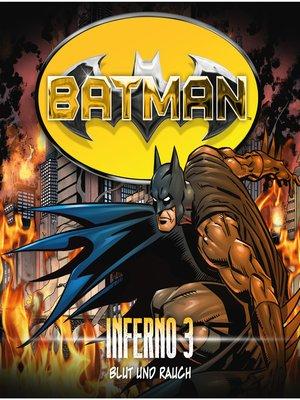 cover image of Batman, Inferno, Folge 3