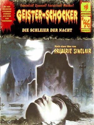 cover image of Geister-Schocker, Folge 46